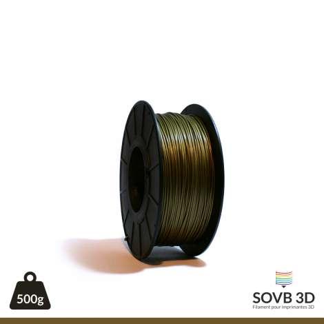 Fil PLA Bronze 3mm 500g