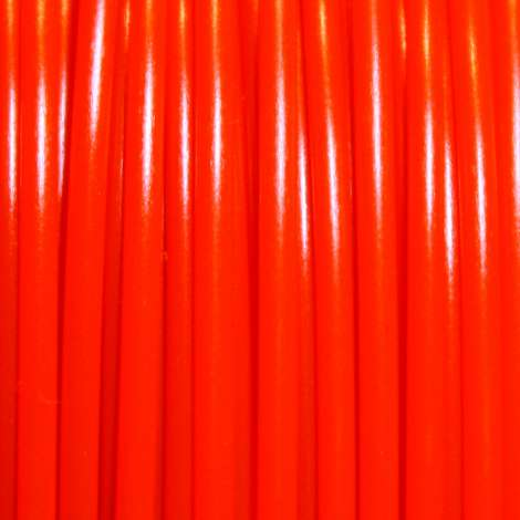 Fil PLA Orange Fluo 3mm 500g