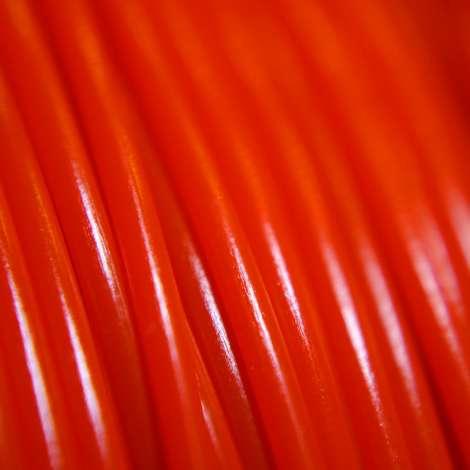 Fil PLA Rouge Fluo 1.75mm 500g