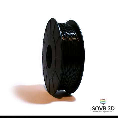 Fil PLA Noir 1.75mm 1Kg