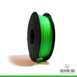 Fil PLA Vert Fluo 3mm 1Kg