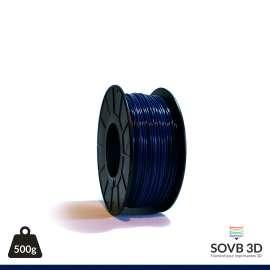 Fil PLA Bleu nuit 3mm 500g