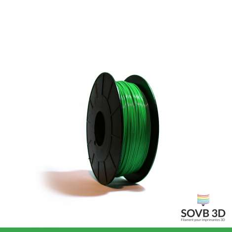 Fil PLA Vert mai 3mm 500g