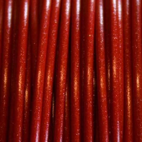 Fil PLA Rouge alumine 3mm 500g
