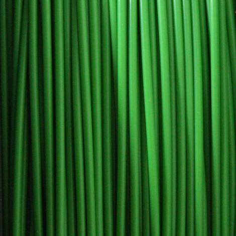 Fil ABS Blanc Vert Mai 1.75mm 1kg