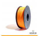 Fil ABS Orange Fluo 3mm 1kg