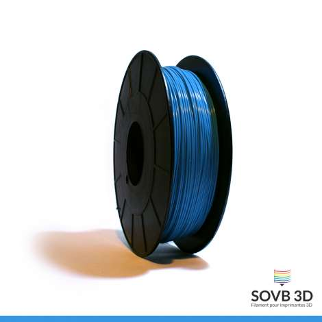 Fil PLA Bleu ciel 1.75mm 1Kg