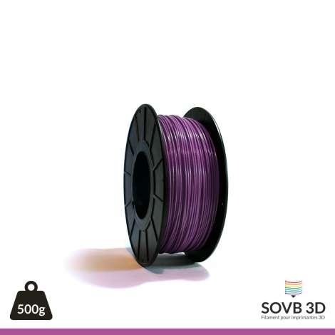 Fil PLA Violet alumine 1.75mm 500g