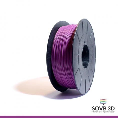 Fil ABS Violet 1.75mm 1kg