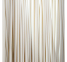 Fil ABS Blanc Crème 1.75mm 1kg